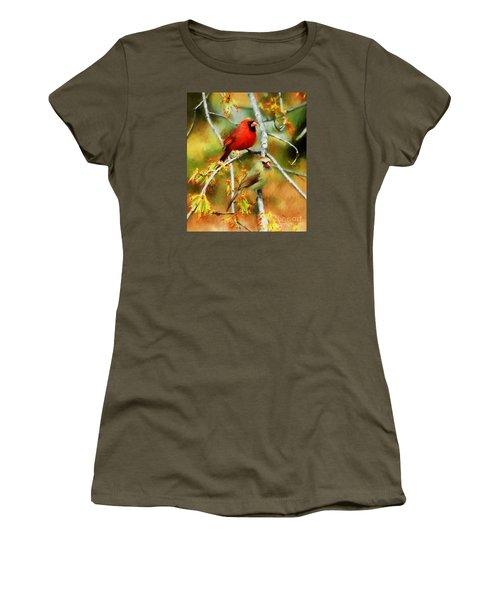 The Newlyweds Women's T-Shirt (Junior Cut) by Tina  LeCour