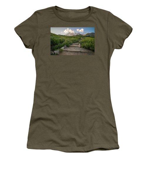 The Next Step Women's T-Shirt