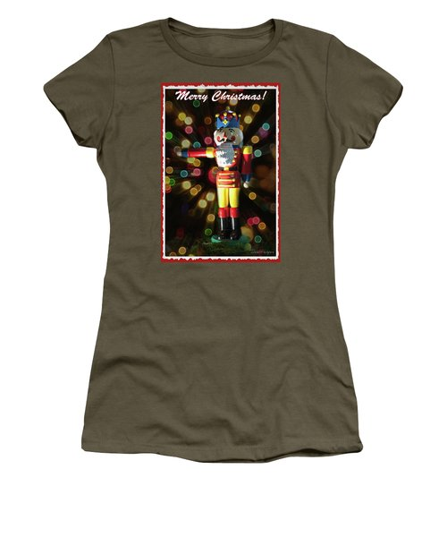 The Nutcracker Women's T-Shirt (Athletic Fit)