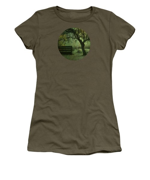 The Old Apple Tree Women's T-Shirt (Athletic Fit)