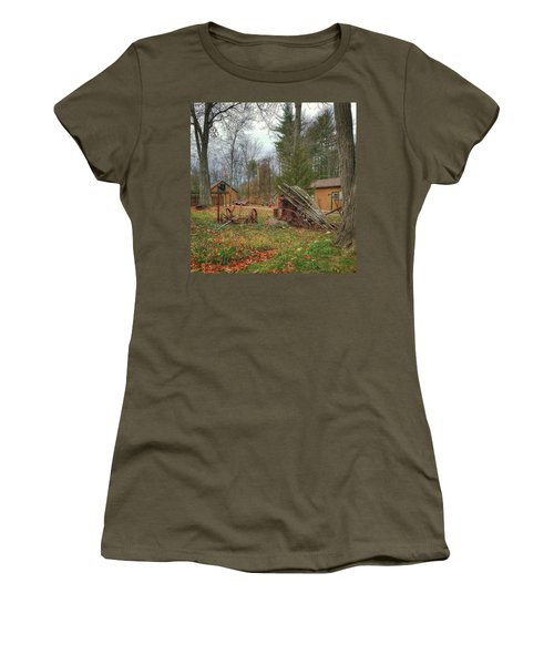 The Old Field Tools Women's T-Shirt