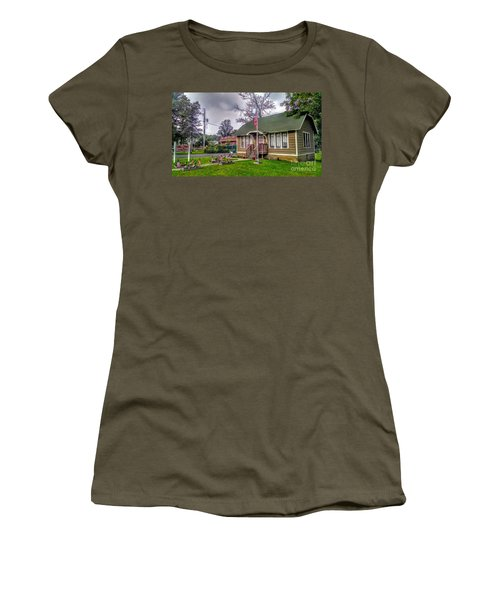 The Old Library At Beavertown Women's T-Shirt