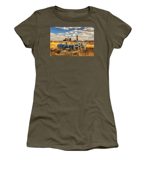 The Old Lumber Mill Women's T-Shirt