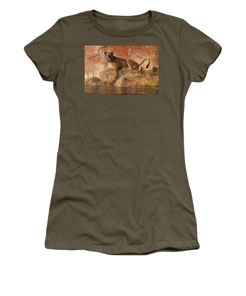 The Old Mountain Lion Women's T-Shirt