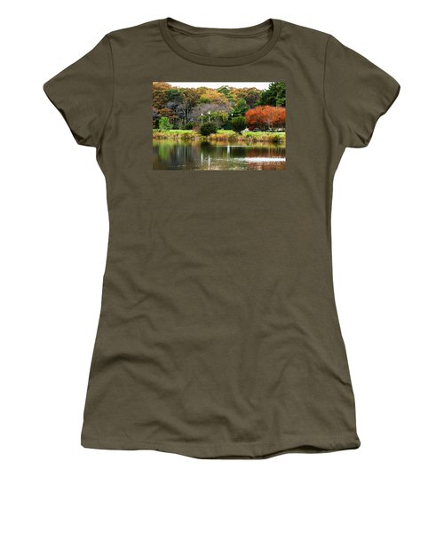 The Park Women's T-Shirt (Athletic Fit)