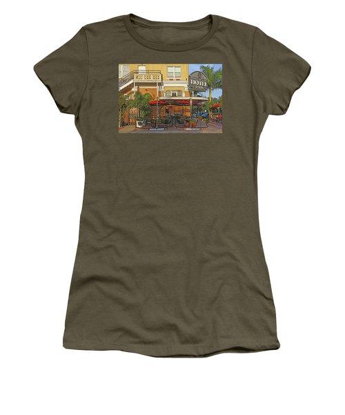 The Ponce De Leon Hotel Women's T-Shirt (Athletic Fit)