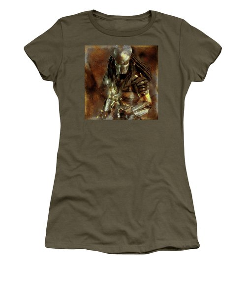 The Predator Scroll Women's T-Shirt