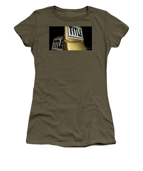 The Prize Women's T-Shirt (Athletic Fit)