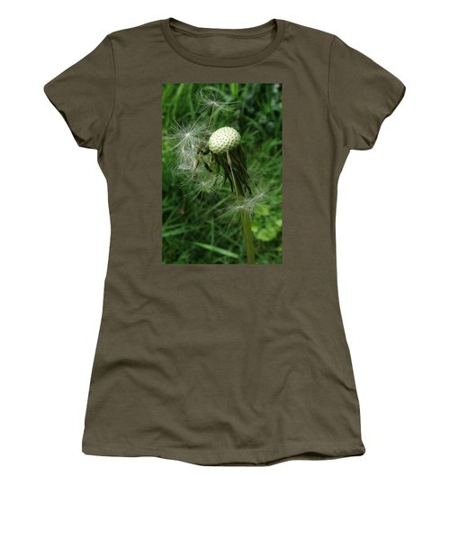 The Promise Of Renewal 1 Women's T-Shirt (Junior Cut) by I'ina Van Lawick