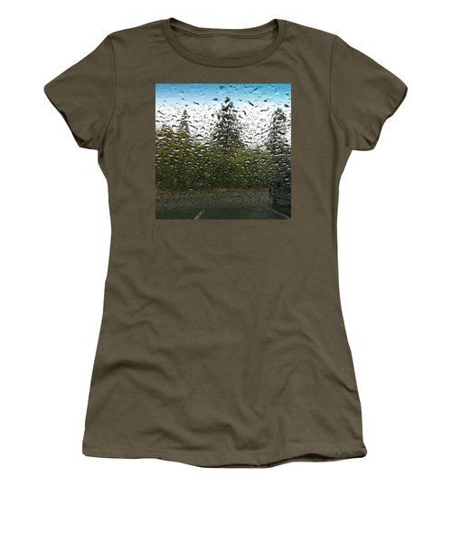 The Rain Was So Nice Today And I Got A Women's T-Shirt