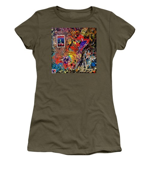 The Red Paintings Women's T-Shirt