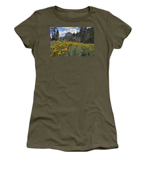 The Road To Mt. Charleston Natural Area Women's T-Shirt