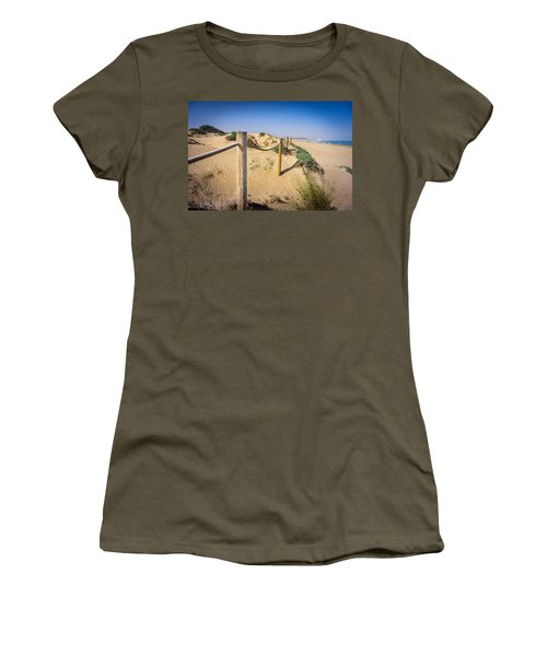 The Rope Fence. Women's T-Shirt