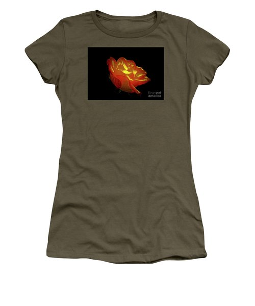 The Rose 3 Women's T-Shirt