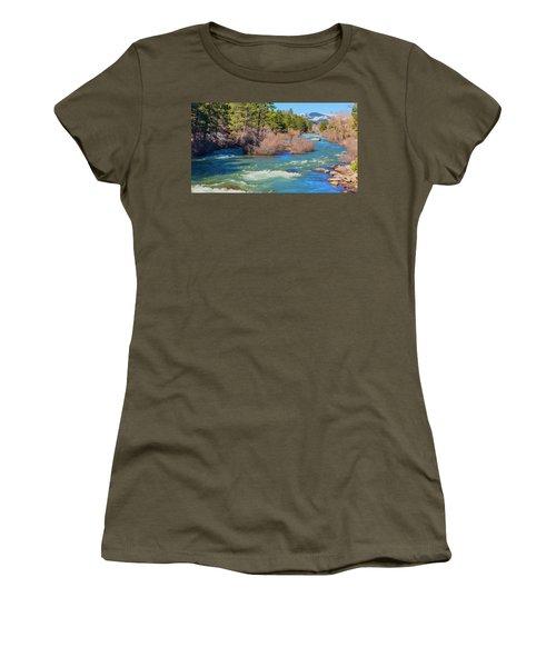 The Rushing River Women's T-Shirt