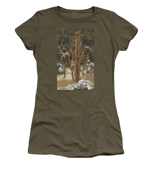The Scourging On The Back Women's T-Shirt