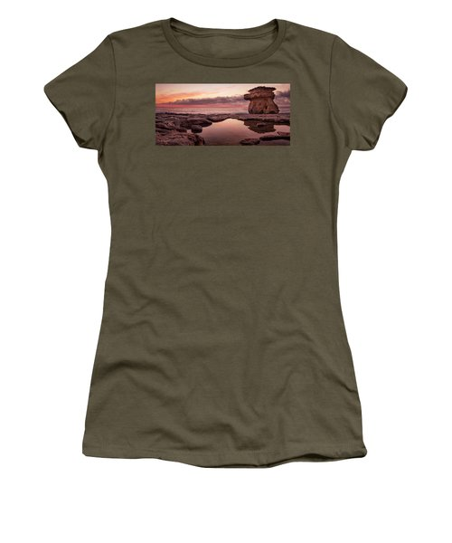 The Shroom  Women's T-Shirt (Athletic Fit)