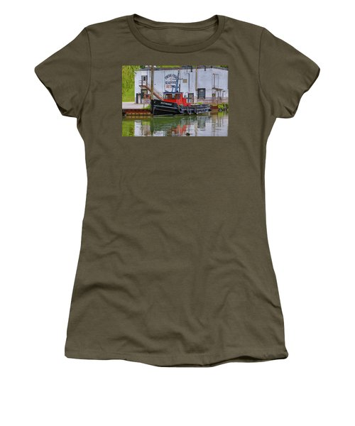 The Silt-prince Women's T-Shirt (Athletic Fit)