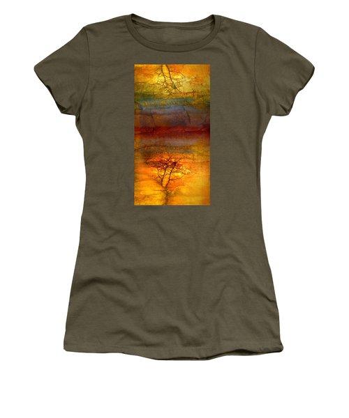 The Soul Dances Like A Tree In The Wind Women's T-Shirt