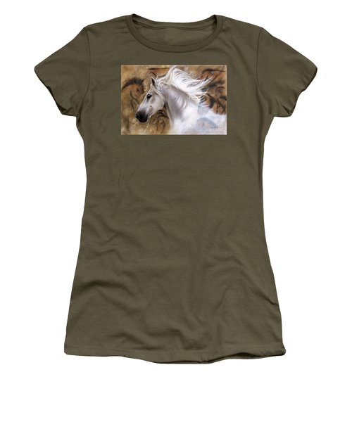 The Source II Women's T-Shirt (Athletic Fit)