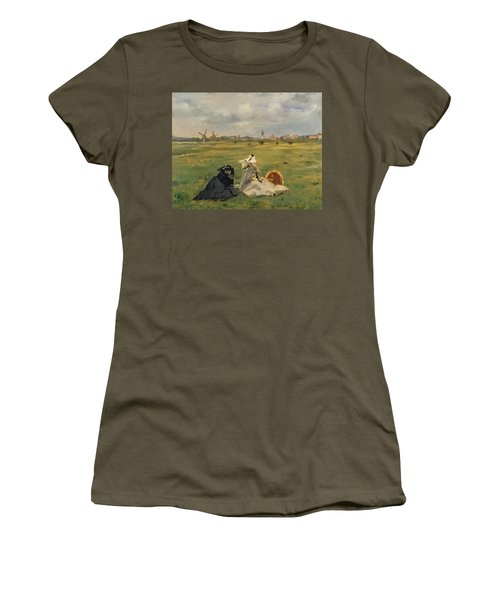 The Swallows Women's T-Shirt (Athletic Fit)
