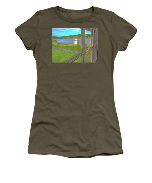The Thin Line Between Real And Imagined Women's T-Shirt