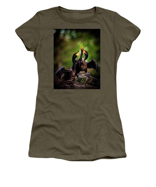 The Three Tenors Women's T-Shirt
