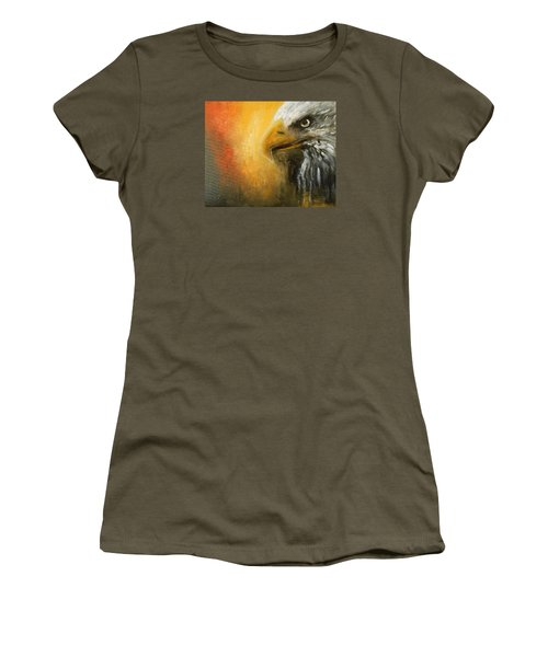The Totem Women's T-Shirt (Athletic Fit)