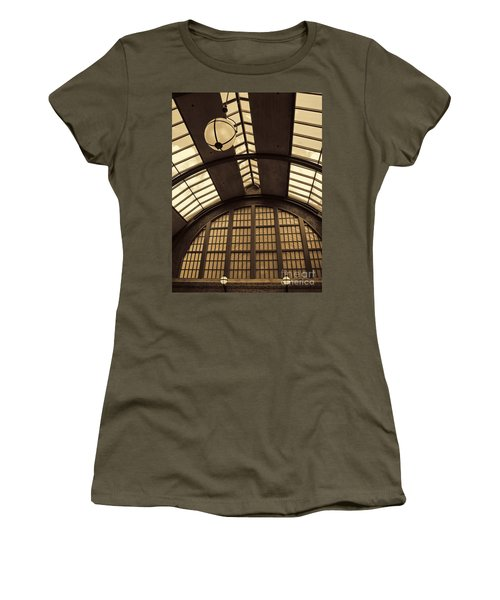 The Train Station Women's T-Shirt