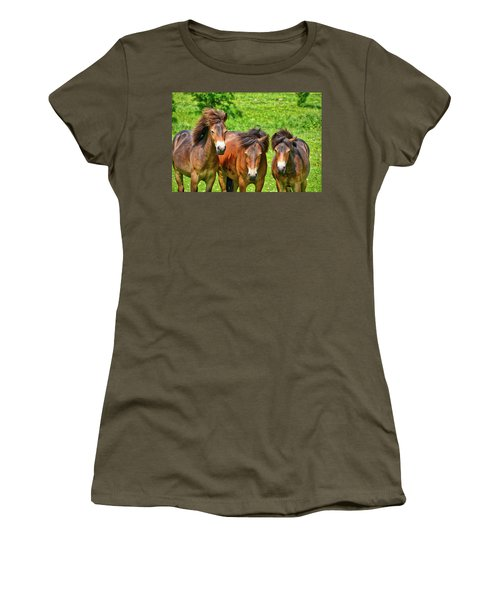 The Trio 2 Women's T-Shirt