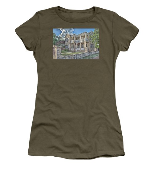 Van Der Stuken House Women's T-Shirt (Athletic Fit)