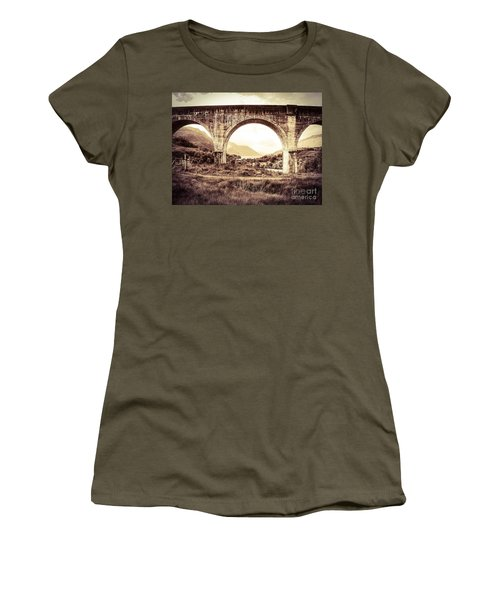 The Viaduct And The Loch Women's T-Shirt