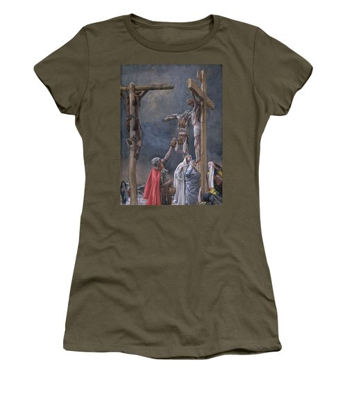 The Vinegar Given To Jesus Women's T-Shirt