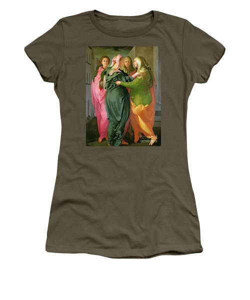 The Visitation Women's T-Shirt