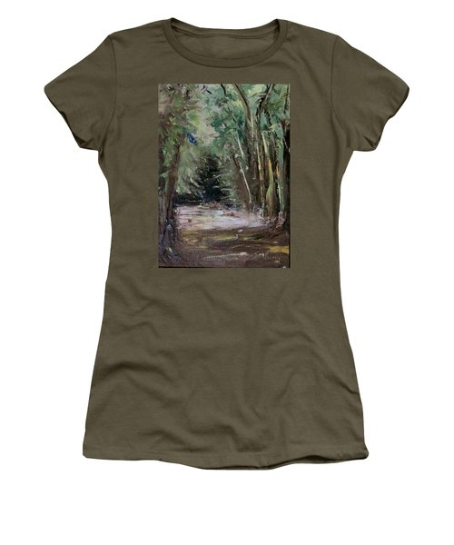 The Walk Women's T-Shirt