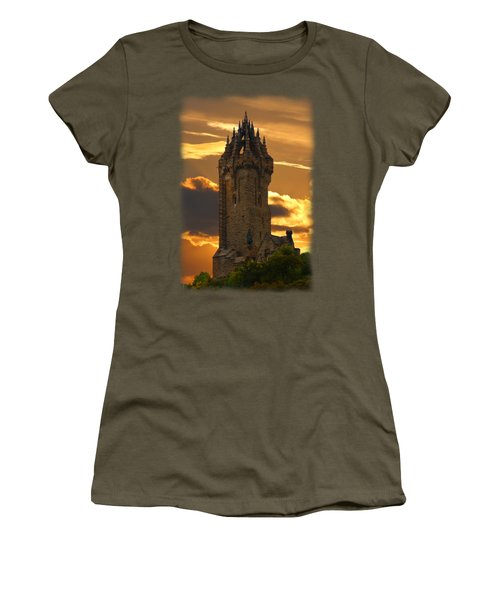 The Wallace Monument Women's T-Shirt