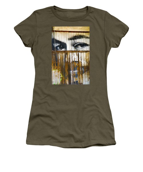 The Walls Have Eyes Women's T-Shirt