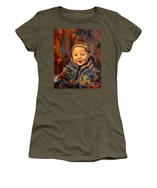 The Warmth Of Winter Women's T-Shirt