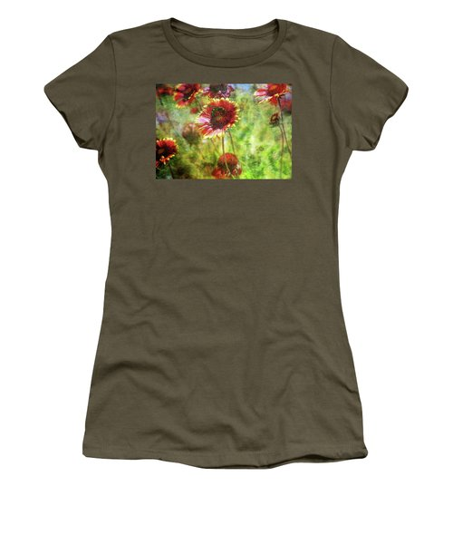 The Wasp On His Blanket 0508 Idp_2 Women's T-Shirt