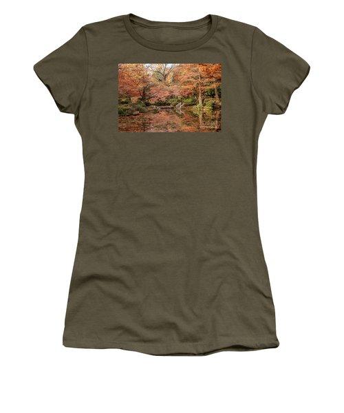 The White Ladder Women's T-Shirt (Junior Cut) by Iris Greenwell