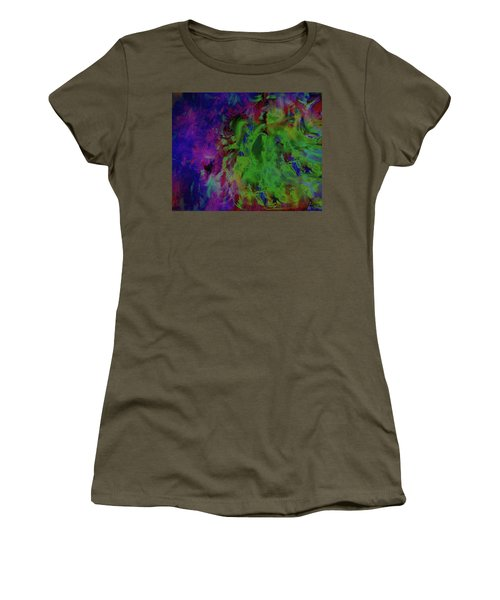 The Wind Women's T-Shirt (Junior Cut) by Kelly Turner