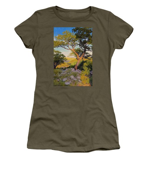 The Witches On The Hill Women's T-Shirt (Athletic Fit)