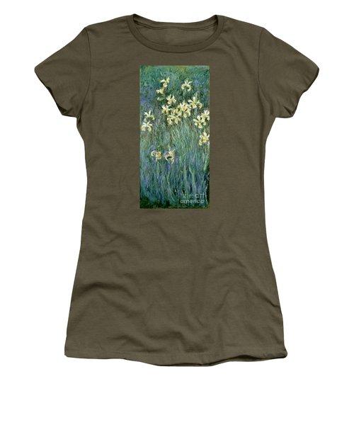 The Yellow Irises Women's T-Shirt