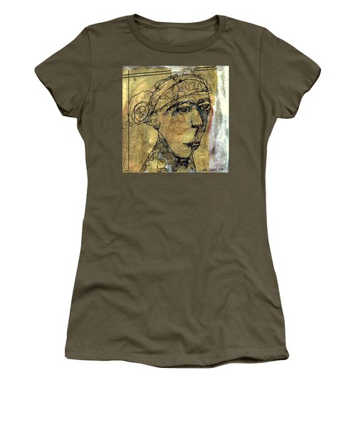 Thelma Women's T-Shirt (Junior Cut) by A K Dayton