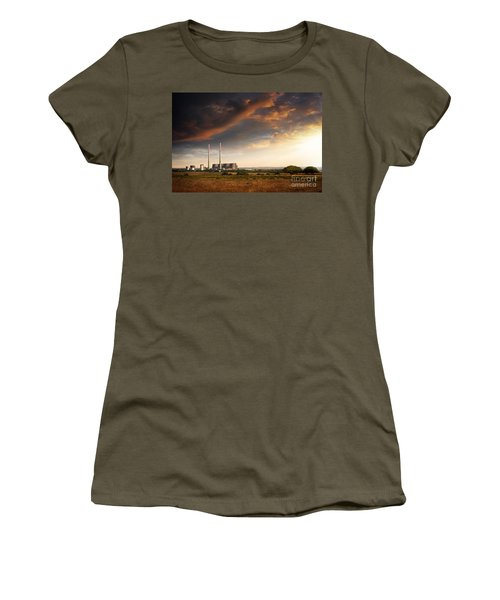 Thermoelectrical Plant Women's T-Shirt