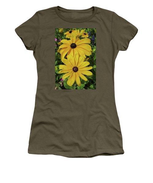 Women's T-Shirt (Junior Cut) featuring the photograph Thirteen by David Chandler