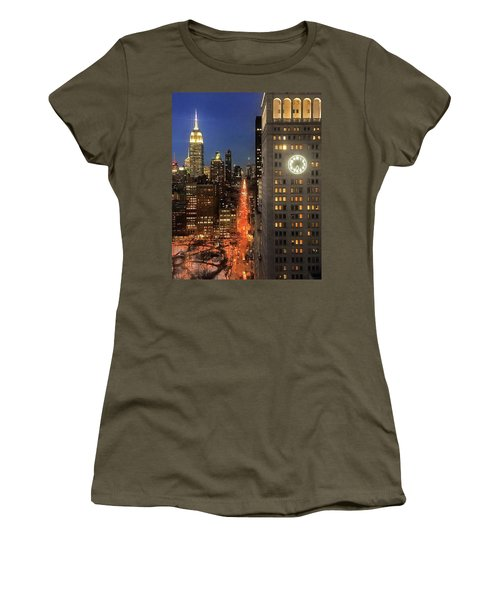 This Is My City Women's T-Shirt (Athletic Fit)