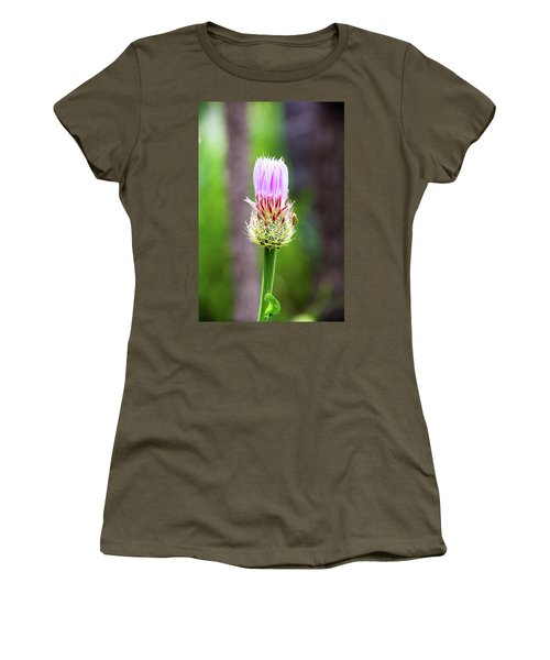 Thistle In The Canyon Women's T-Shirt