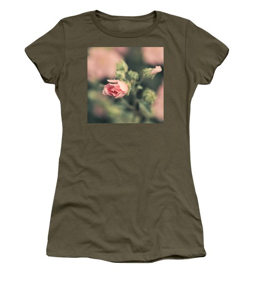 Thüringer Strauchpappel (lavatera Women's T-Shirt