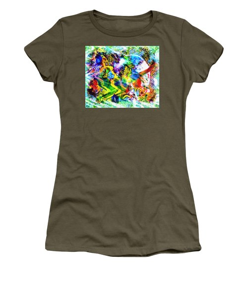 Through The Generations Women's T-Shirt (Athletic Fit)